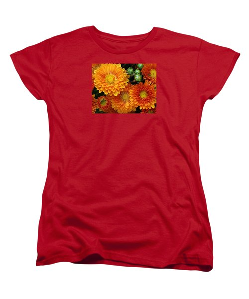 Fall Colors Women's T-Shirt (Standard Cut) by Bruce Bley