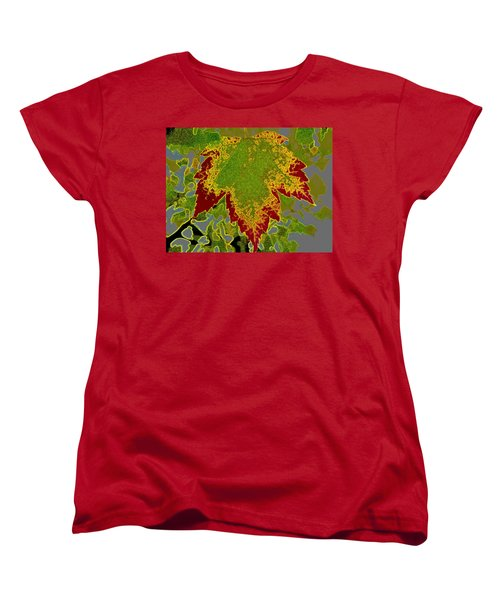 Falling Women's T-Shirt (Standard Cut)