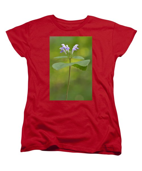 Women's T-Shirt (Standard Cut) featuring the photograph Hairy Skullcap II by JD Grimes