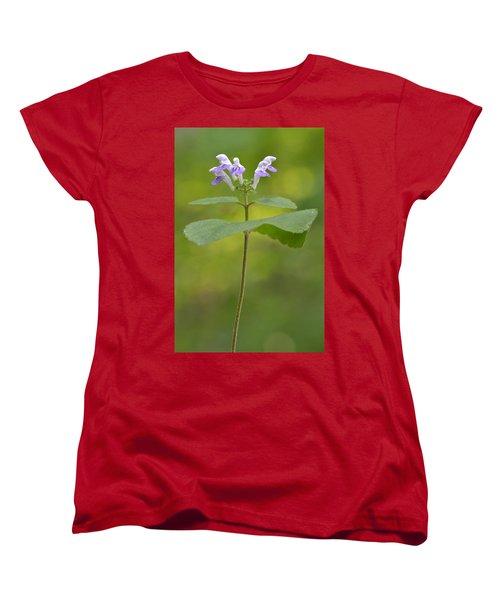 Hairy Skullcap II Women's T-Shirt (Standard Cut) by JD Grimes