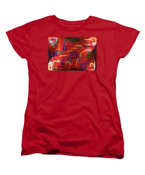 Italian Pillow Women's T-Shirt (Standard Cut) by Alec Drake