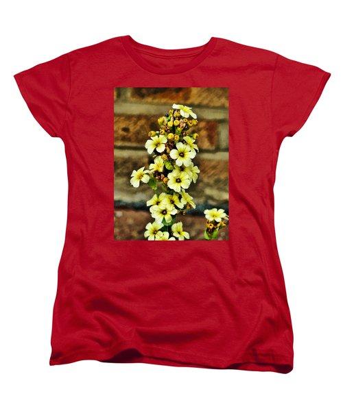 Women's T-Shirt (Standard Cut) featuring the digital art Looking Good by Steve Taylor