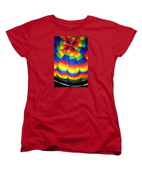 Outside Looking In Women's T-Shirt (Standard Cut) by Mike Martin