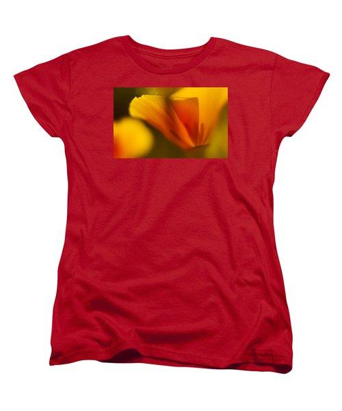 Poppy Women's T-Shirt (Standard Cut) by Ralph Vazquez