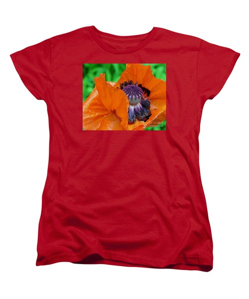 Pretentious Women's T-Shirt (Standard Cut) by Priscilla Richardson