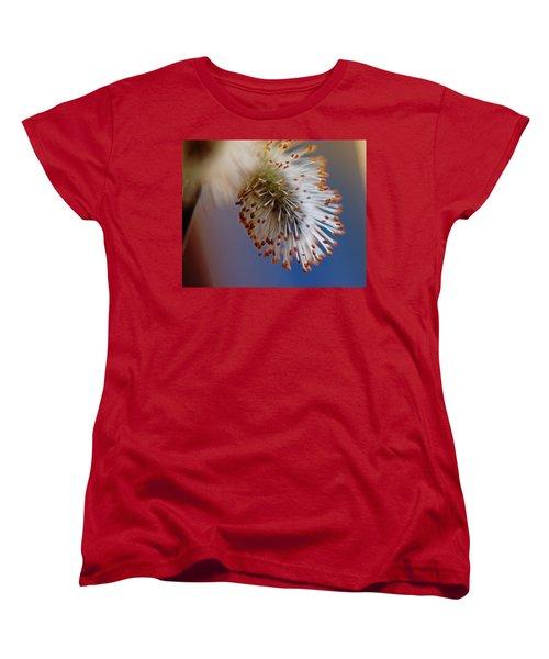 Starburst Women's T-Shirt (Standard Cut) by Susan Capuano