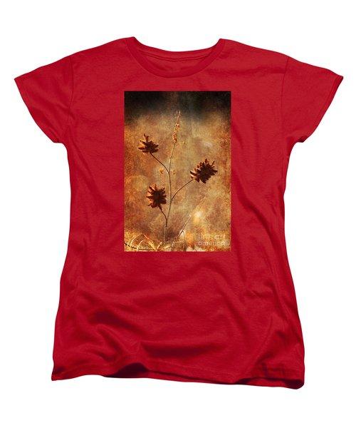 Still Standing Women's T-Shirt (Standard Cut) by Alyce Taylor