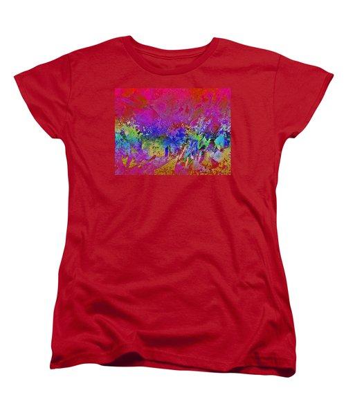 Women's T-Shirt (Standard Cut) featuring the photograph Teri Meri  by David Pantuso