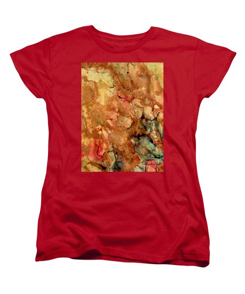 View From Another Realm Women's T-Shirt (Standard Cut) by Rory Sagner