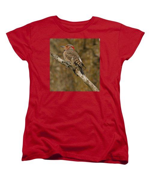 Women's T-Shirt (Standard Cut) featuring the photograph Watchful Eye by Elizabeth Winter
