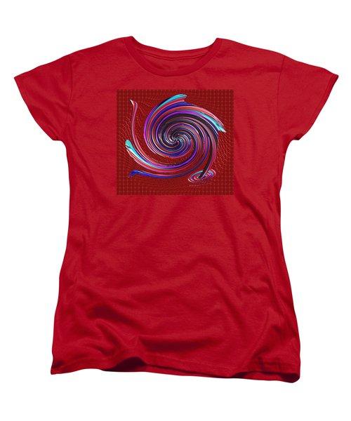 When The Stirring Stops Women's T-Shirt (Standard Cut) by Alec Drake