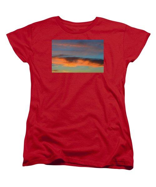 06-06-2017 9.07 Pm  Women's T-Shirt (Standard Cut) by Lyle Crump