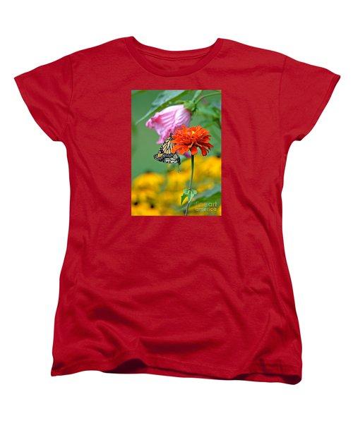 A New Beginning Women's T-Shirt (Standard Cut) by Lila Fisher-Wenzel