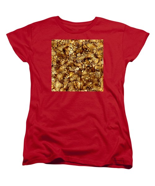 Abstract 6 Women's T-Shirt (Standard Cut) by Patricia Lintner