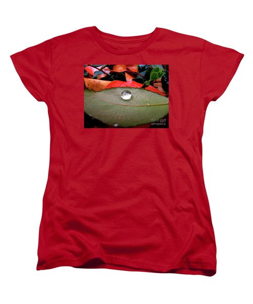Women's T-Shirt (Standard Cut) featuring the photograph All Aboard by CML Brown