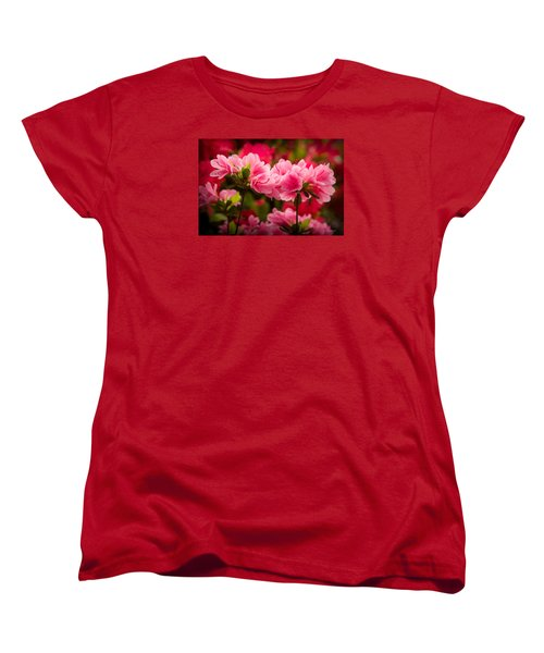 Blooming Delight Women's T-Shirt (Standard Cut) by Denis Lemay