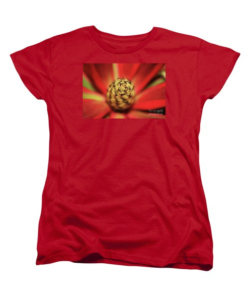 Women's T-Shirt (Standard Cut) featuring the photograph Centrifugal by Stephen Mitchell
