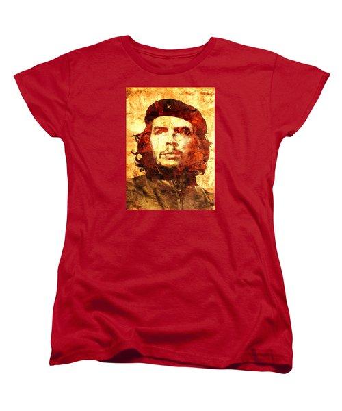Che Guevara Women's T-Shirt (Standard Cut)