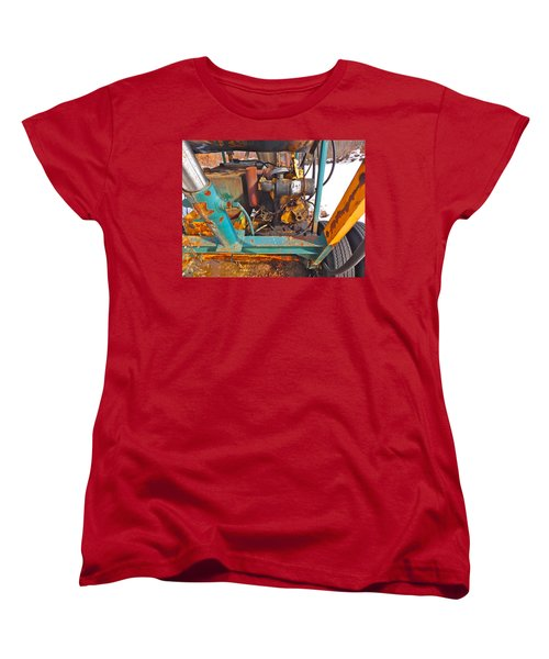 Feb 2016 33 Women's T-Shirt (Standard Cut) by George Ramos