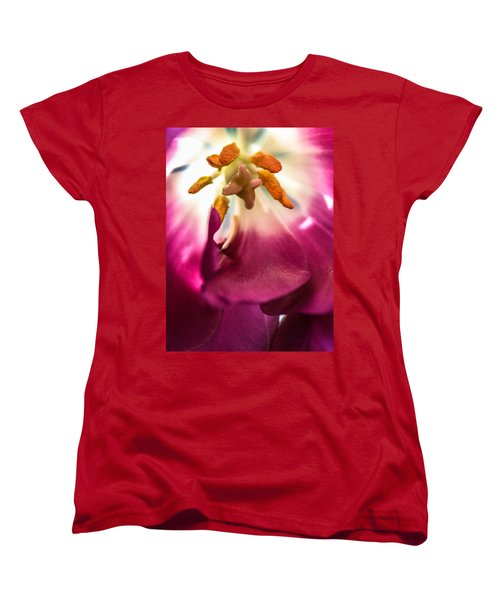 Women's T-Shirt (Standard Cut) featuring the photograph Forever by Bobby Villapando