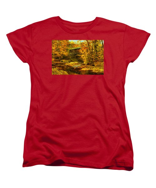 Hutchins Bridge Women's T-Shirt (Standard Cut)