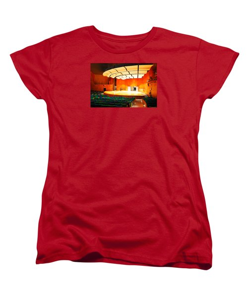 Kresge Auditorium Women's T-Shirt (Standard Cut)