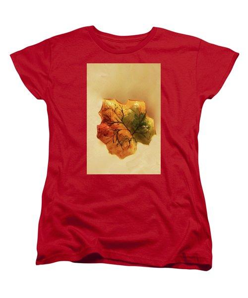 Little Leif Dish Women's T-Shirt (Standard Cut) by Itzhak Richter