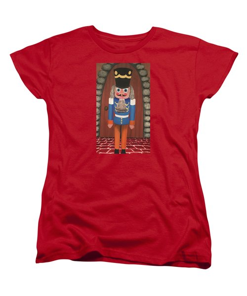 Nutcracker Sweet Women's T-Shirt (Standard Cut) by Thomas Blood
