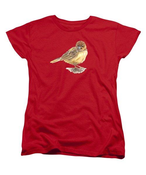 Sparrow Women's T-Shirt (Standard Cut)