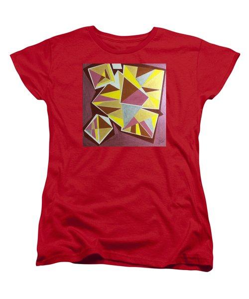 Summer Women's T-Shirt (Standard Cut) by Hang Ho