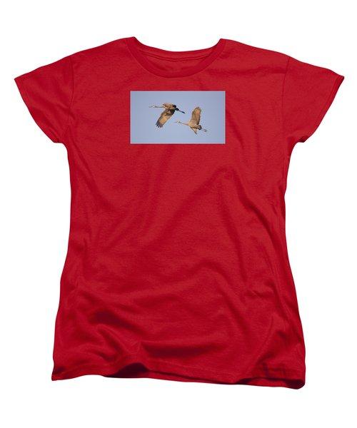 Two Together Women's T-Shirt (Standard Cut)