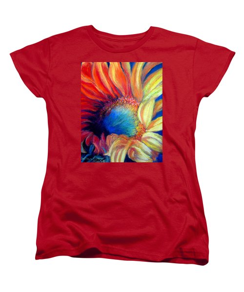 Your Passion Becomes My Passion Women's T-Shirt (Standard Cut) by Antonia Citrino
