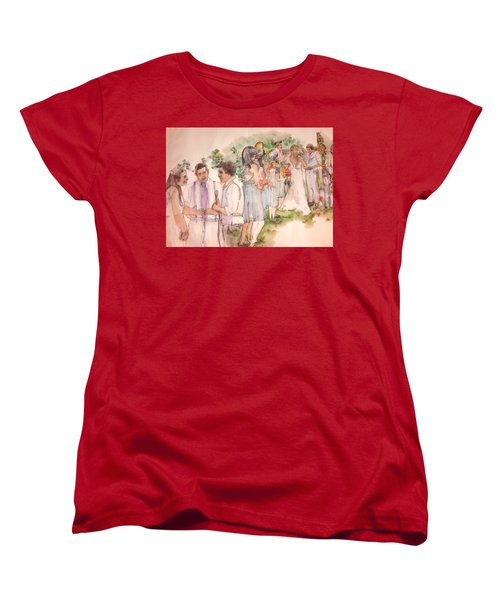 The Wedding Album  Women's T-Shirt (Standard Cut)