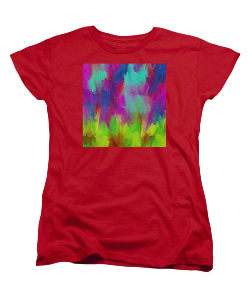 Dance  Women's T-Shirt (Standard Cut) by Ely Arsha