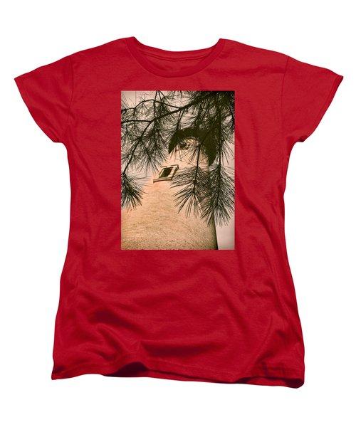 Island Lighthouse Women's T-Shirt (Standard Cut) by JAMART Photography