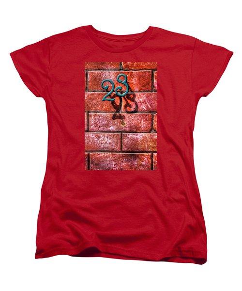 Women's T-Shirt (Standard Cut) featuring the photograph 23 by Paul Wear