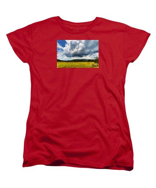 Cranberry Glades Botanical Area Women's T-Shirt (Standard Cut) by Thomas R Fletcher