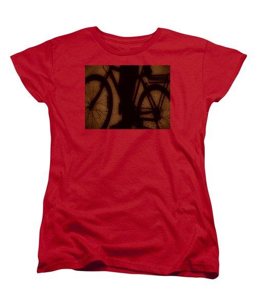 Bike Women's T-Shirt (Standard Cut) by Beto Machado