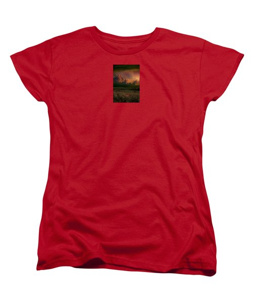 4045 Women's T-Shirt (Standard Cut) by Peter Holme III