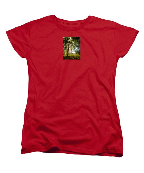 4095 Women's T-Shirt (Standard Cut) by Peter Holme III