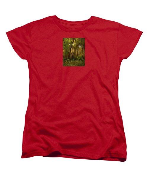 Women's T-Shirt (Standard Cut) featuring the photograph 4368 by Peter Holme III
