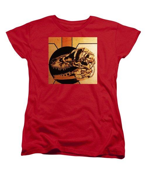 Untitled Women's T-Shirt (Standard Cut) by Jeff DOttavio