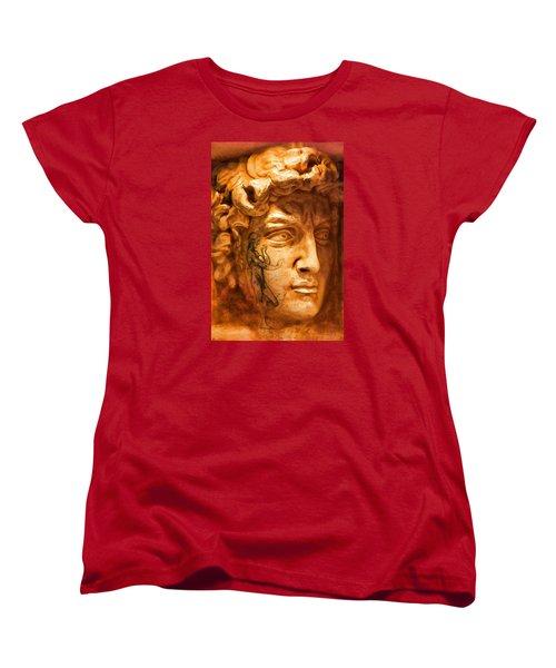 Venice Untitled Women's T-Shirt (Standard Cut) by Brian Davis