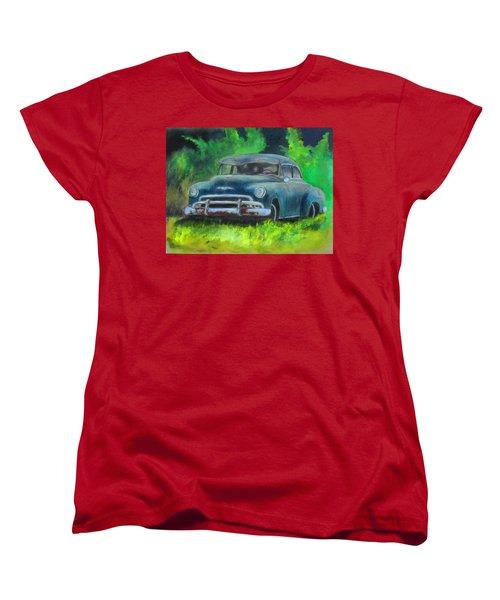 50 Chevy Women's T-Shirt (Standard Cut)
