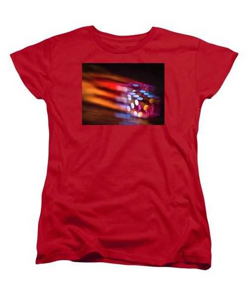 7-up Women's T-Shirt (Standard Cut) by Mark Dunton