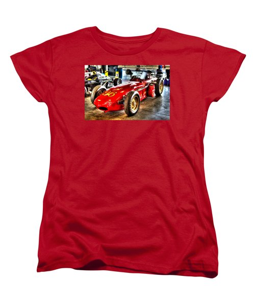 1961 Elder Indy Racing Special Women's T-Shirt (Standard Cut) by Josh Williams