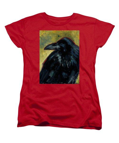 A Black Tie Affair Women's T-Shirt (Standard Cut) by Billie Colson