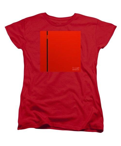 A Break In The Action Women's T-Shirt (Standard Cut) by CML Brown
