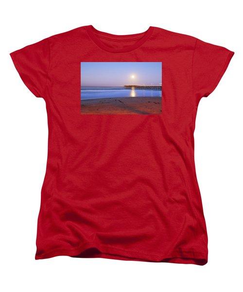 A Crystal Moon Women's T-Shirt (Standard Cut)