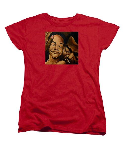 A Father's Love Women's T-Shirt (Standard Cut)